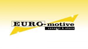 Euro-motive - Nieuwe website